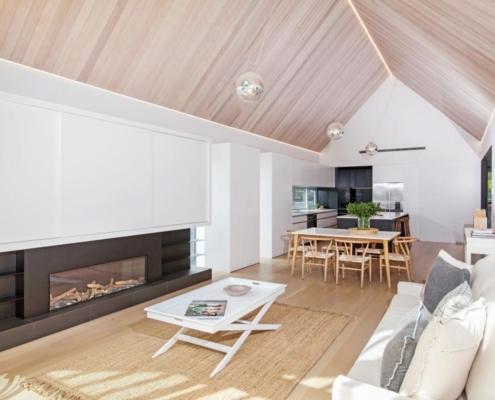 Toucan Tiling Interior Lounge